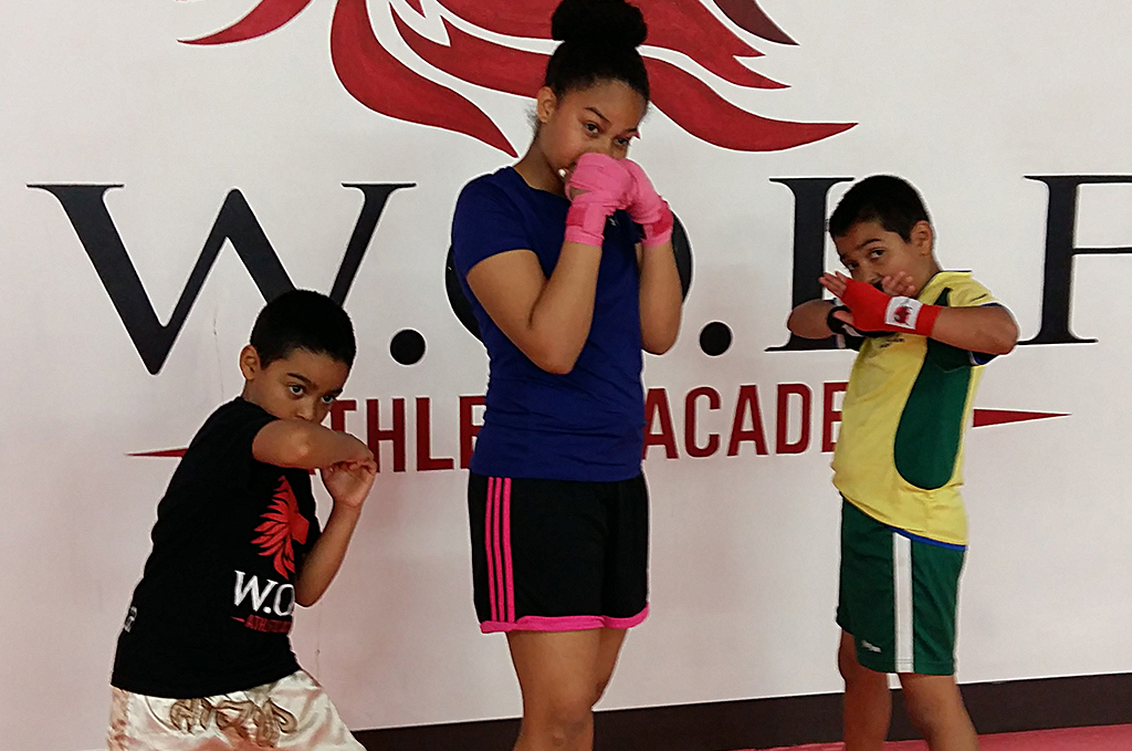 W.O.L.F. Kids Muay Thai